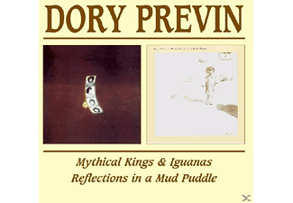 Dory Previn - Mythical Kings & Iguanas/Reflections In A Mud - (CD)