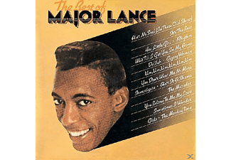 Major Lance - Best Of Major Lance - (CD)