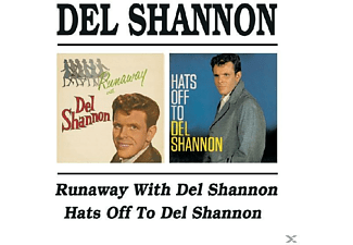 Del Shannon - Runaway With Del Shannon/Hats Off To Del Shannon - (CD)