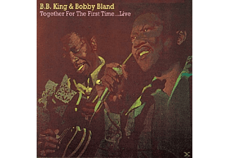 B.B. & BOBBY BL King - Together For The First Time [CD]