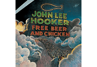 John Lee Hooker - Free Beer And Chicken - (CD)