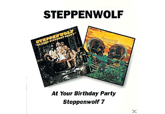 John Kay - At Your Birthday Party/Steppen - (CD)
