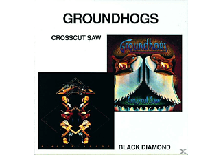Groundhogs - Crosscut Saw/Black Diamond - (CD)
