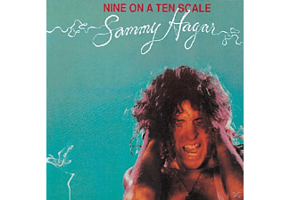 Sammy Hagar - Nine On A Ten Scale - (CD)