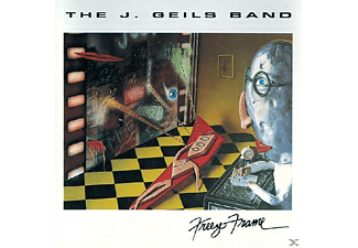 The J. Geils Band - Freeze Frame [CD]