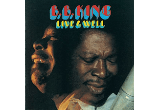 B.B. King - Live And Well - (CD)