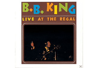 B.B. King - Live At The Regal [CD]