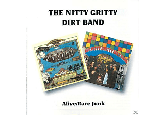 Nitty Gritty Dirt Band - Alive/Rare Junk - (CD)