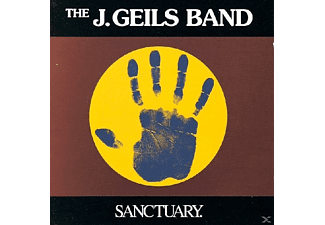 The J. Geils Band - Sanctuary - (CD)