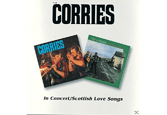 Corries - In Concert/Scottish Love Songs [CD]