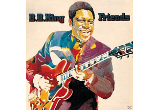 B.B. King - Friends - (CD)