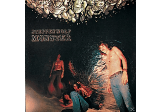 John Kay, Steppenwolf - Monster [CD]