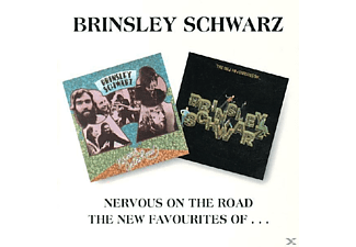 Brinsley Schwarz - Nervous On The Road/The New Favourites Of... - (CD)