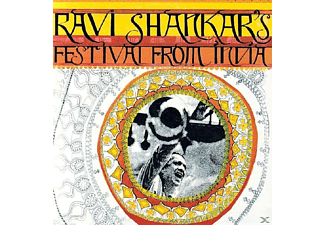 Ravi Shankar - Festival From India [CD]