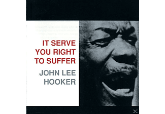John Lee Hooker - If Serve You Right To Suffer - (CD)