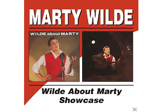 Marty Wilde - Wilde About Marty/Showcase [CD]