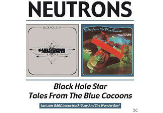 Neutrons - Black Hole Star/Tales From The Blue Cocoons - (CD)