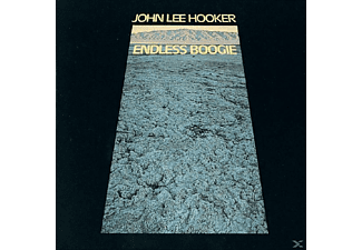 John Lee Hooker - Endless Boogie [CD]