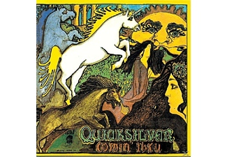 Quicksilver Messenger Service - Comin' Thru - (CD)