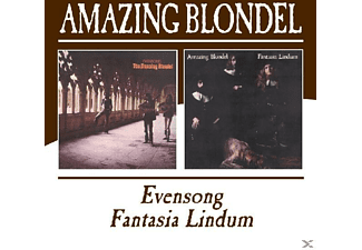 Amazing Blondel - Evensong/Fantasia Lindum - (CD)