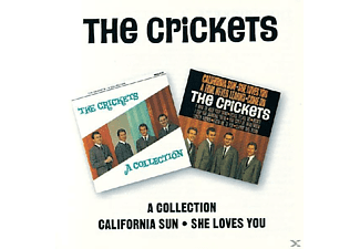 The Crickets - A Collection/California Sun [CD]