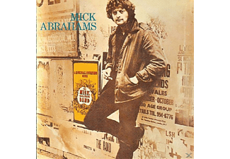 Mick Abrahams - First - (CD)