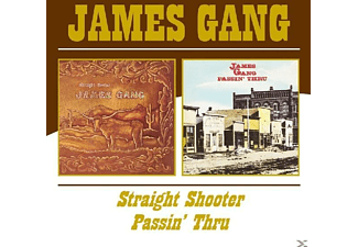 James Gang - Straigth Shooter/Passin'thru - (CD)