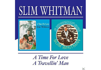 Slim Whitman - A Time For Love/A Travellin' Man - (CD)