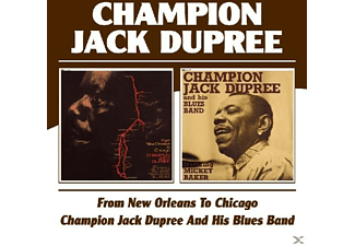 Champion Jack Dupree - From New Orleans To Chicago/Champion Jack [CD]