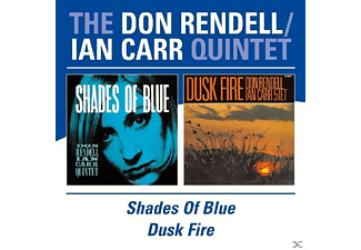 Carr,Ian Quintet/Don Rendell,The - Shades Of Blue/Dusk Fire - (CD)