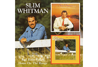 Slim Whitman - Red River Valley/Home Home On The Range [CD]