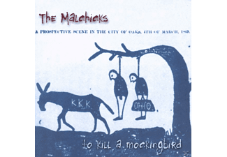 The Malchicks - TO KILL A MOCKINGBIRD [CD]