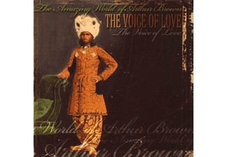 Arthur Brown - Voice Of Love - (CD)
