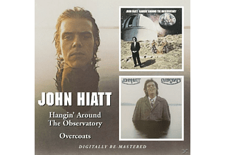 John Hiatt - Hangin' Around The Observatory/Overcoats [CD]