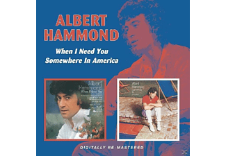 Albert Hammond - When I Need You/Somewhere - (CD)