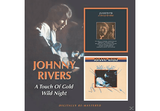 Johnny Rivers - A Touch Of Gold/Wild Night - (CD)