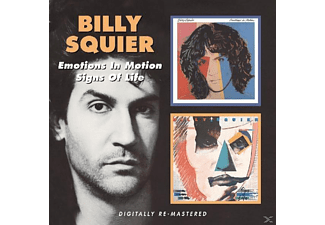 Billy Squier - Emotions In Motion/Signs - (CD)