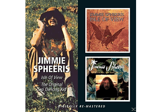 Jimmie Spheeris - Isle Of View/Original.. - (CD)