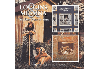 Loggins - So Fine/ Native Sons - (CD)