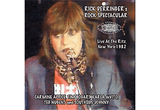 Rick Derringer - Live At The Ritz, New York 1982 - (CD)