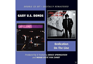 Gary U.S. Bonds - Dedication/On The Line [CD]