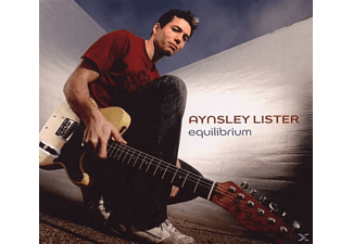 Aynsley Lister - Equilibrium - (CD)