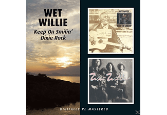 Wet Willie - Keep On Smilin/Dixie Rock - (CD)