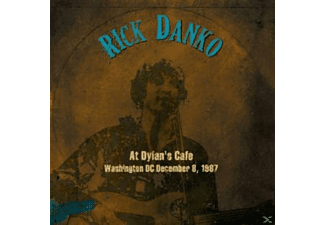 Rick Danko - At Dylan's Cafe Washington Dc 1987 - (CD)