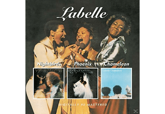 Patti Labelle - Nightbirds/Phoenix.. - (CD)