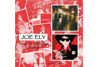 Joe Ely - Down On The Drag/Live Shots - (CD)