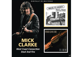 Mick Clarke - West Coast.. - (CD)