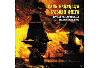 Paul's Wooden Ships Kantner, Paul Wooden Ships Kantner's - Live At Ft Lauderdale 1992 - (CD)