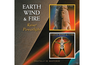 Earth, Wind & Fire - Raise/Powerlight - (CD)