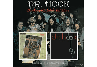 Dr. Hook - Bankrupt/A Little Bit More [CD]